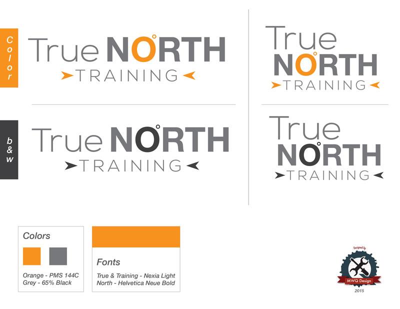 personal trainer logo web design print design davis california